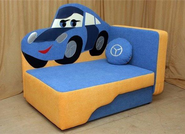 Оригинальное спальное место для ребенка