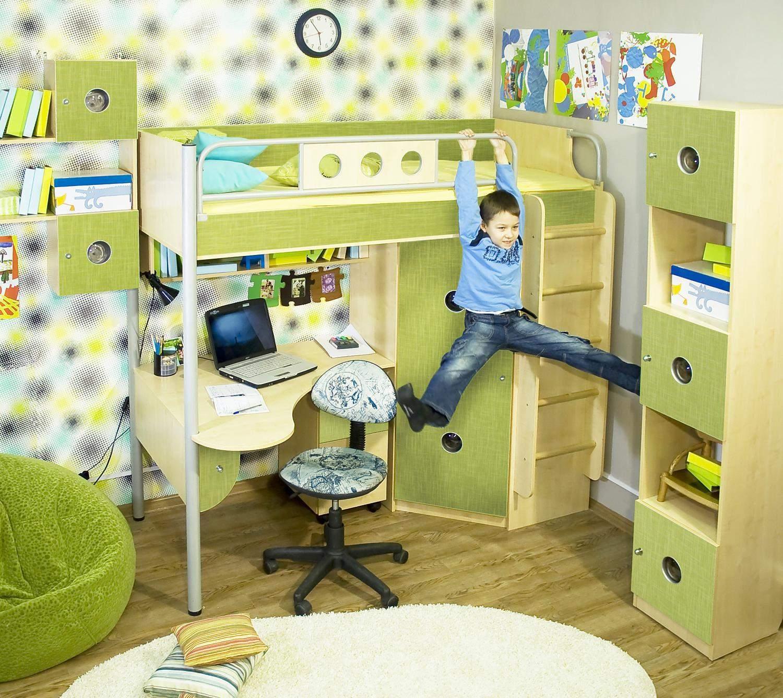 современная комната для мальчика 5 7 лет 25 фото