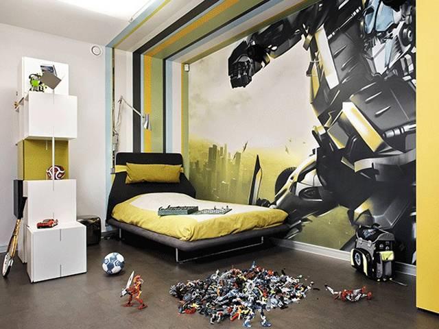 Кровать надо подбирать с учетом растущего организма подростка