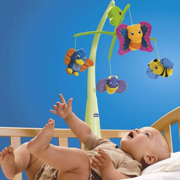 каруселька для младенца