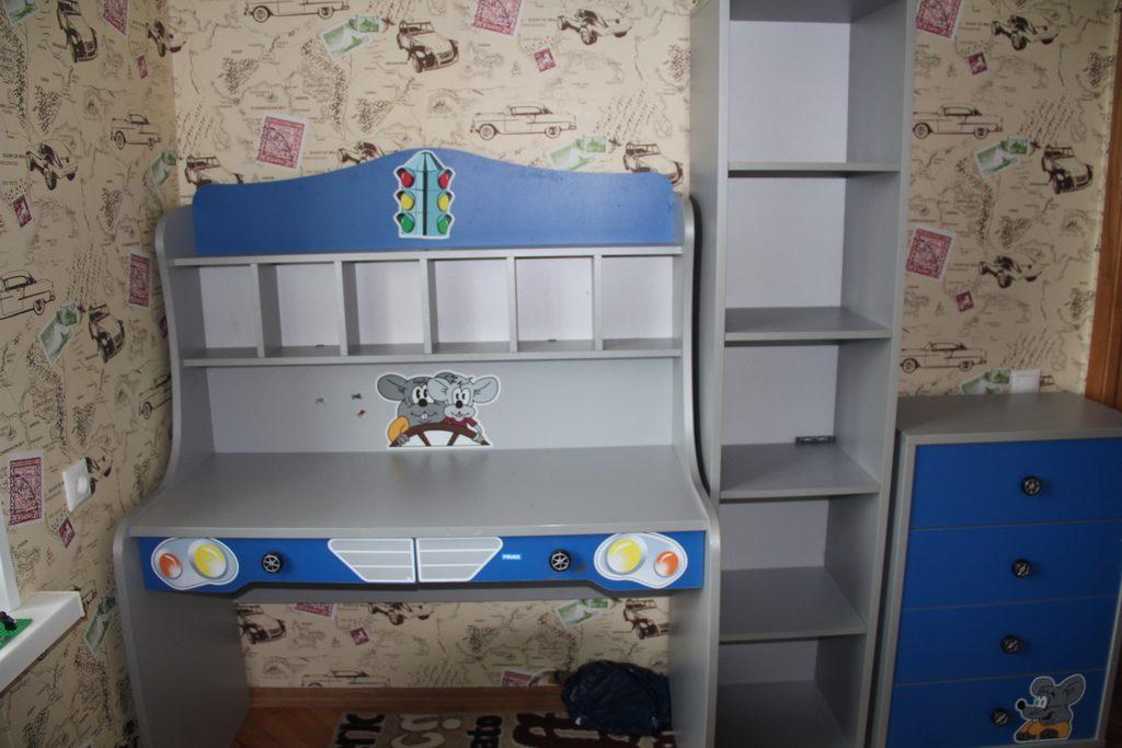 детский письменный слол
