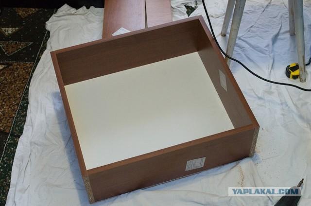 изготовление ящика