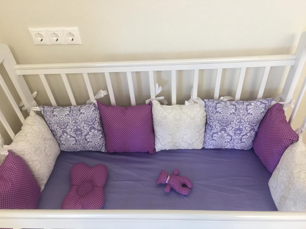 Оригинальные подушки для детской своими руками