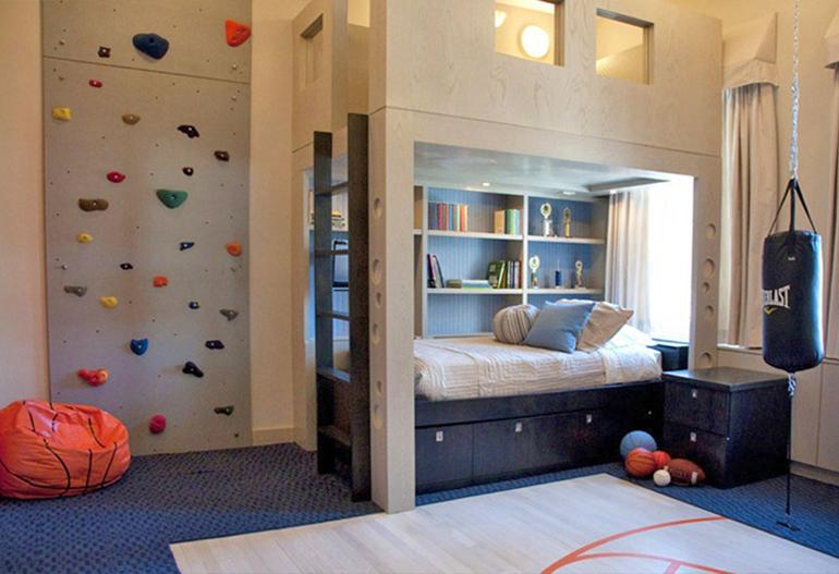 Детские комнаты для мальчиков дизайн