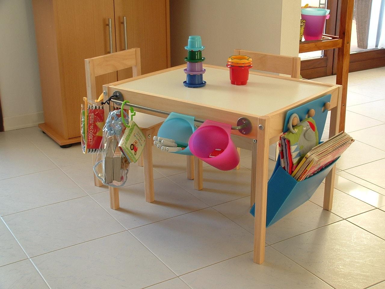 сделать детский стол