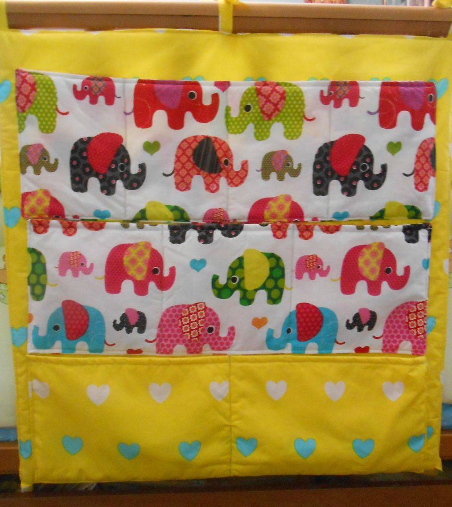 органайзер со слониками