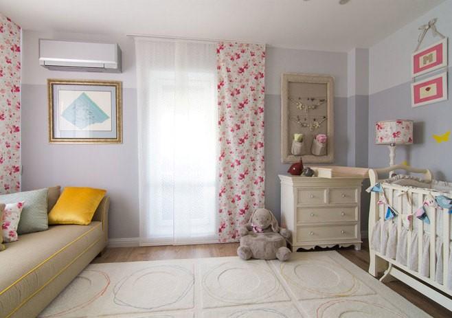 комната для родителей и ребенка