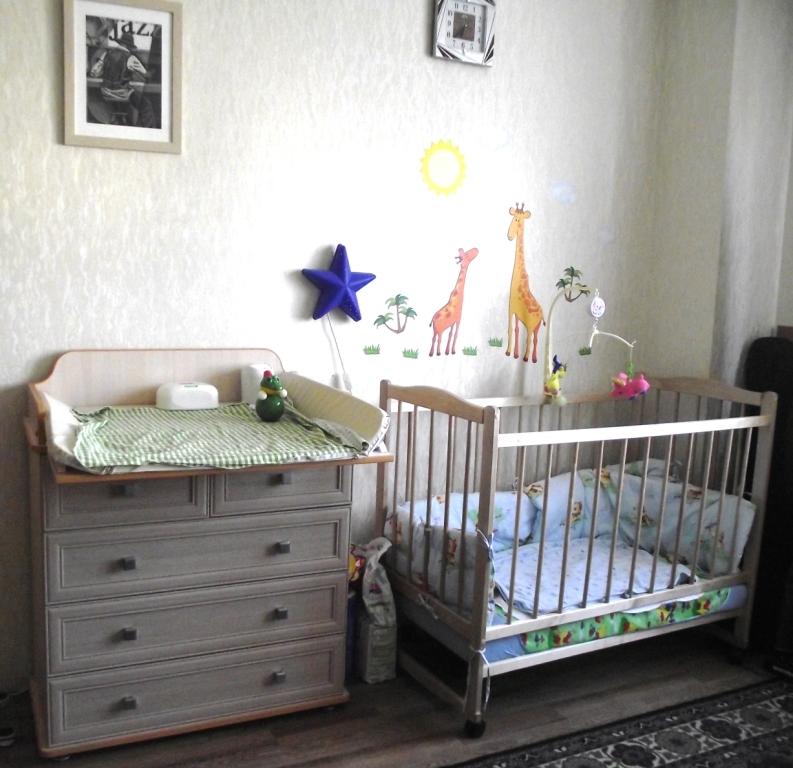 зона пеленания для новорожденного