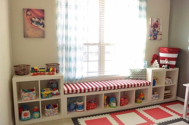 стеллажи и системы хранения икеа для игрушек 22 фото