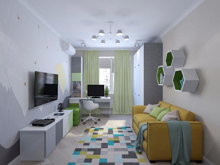 комната для мальчика 10 лет дизайн и современные идеи оформления