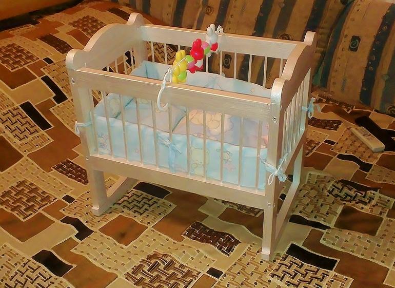 Кроватка для барби своими рукам фото 951