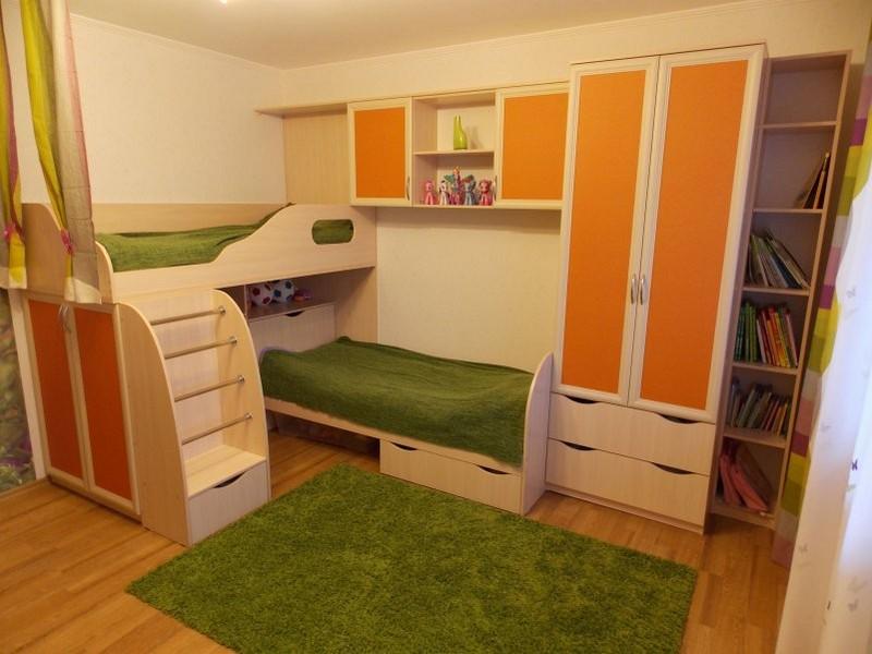 8e77368b1b96 Дизайн детской комнаты 200 фото идей детской комнаты для детей ...
